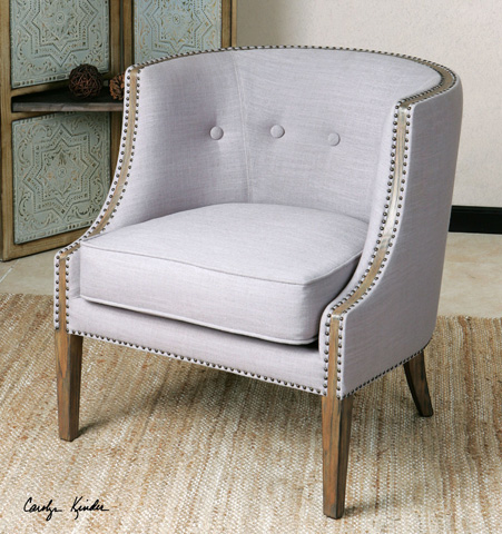 Uttermost Company - Gamila Accent Chair - 23220