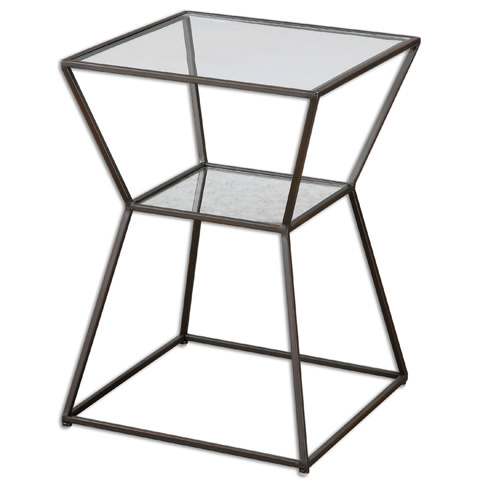 Uttermost Company - Auryon Accent Table - 24438