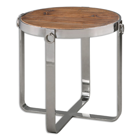 Uttermost Company - Berdine Side Table - 24486