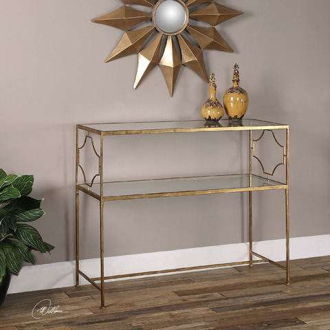 Uttermost Company - Genell Console Table - 24539