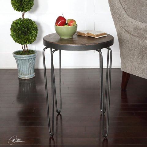 Uttermost Company - Stelios Accent Table - 25907