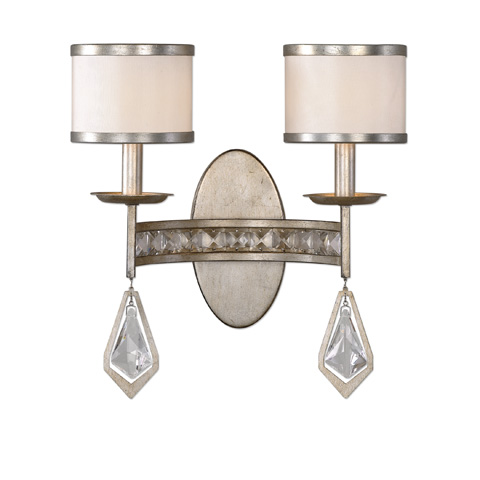 Uttermost Company - Tamworth Two Light Sconce - 22504