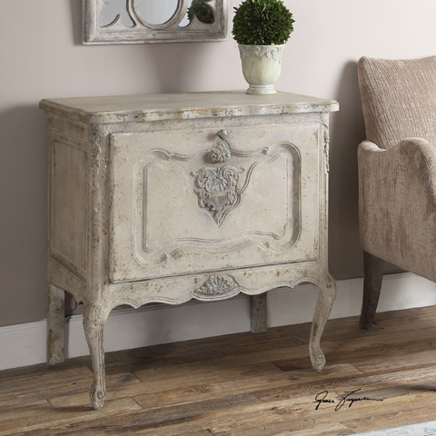 Uttermost Company - Fausta Accent Chest - 24586