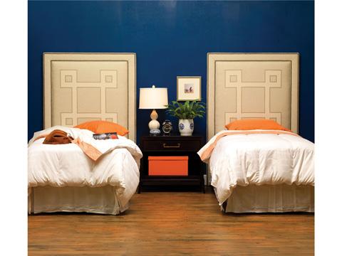 Vanguard Furniture - Hillary and Hank Twin Headboard - 503CT-H