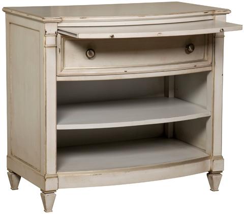 Vanguard Furniture - Swedish Side Table with Shelves - P530L