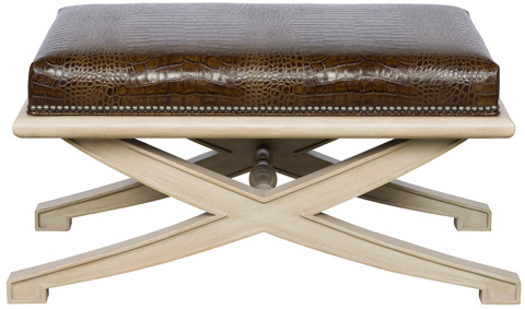 Vanguard Furniture - Lytton Ottoman - V053P-OT