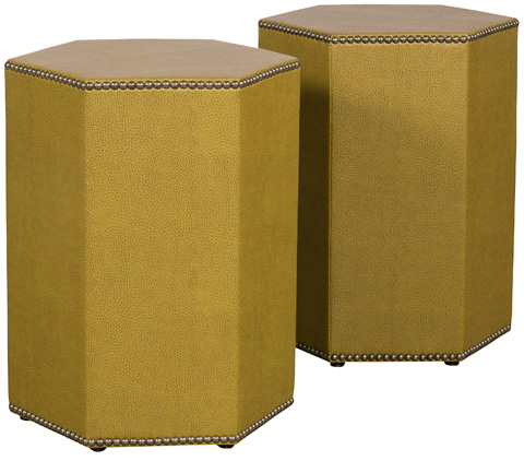 Vanguard Furniture - Janggi Upholstered Spot Table - V124-UT