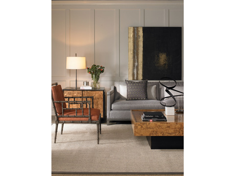 Vanguard Furniture - Thorndike Cocktail Table - W328C-NB