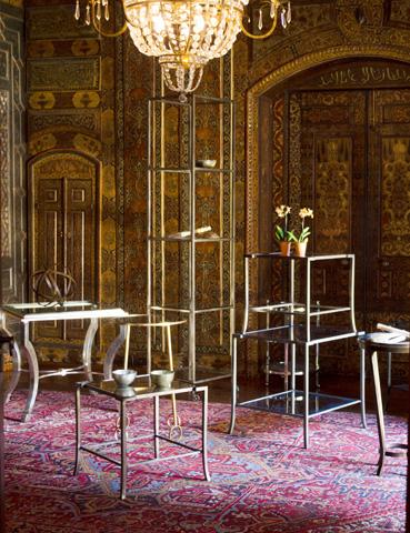 Vanguard Furniture - Lura Accent Table - 327EM-FC