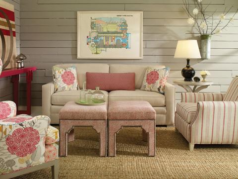 Vanguard Furniture - Owen Ottoman - V935-OT