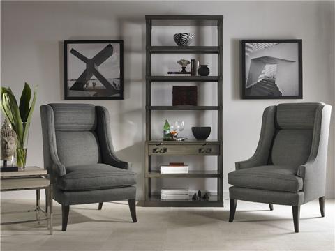 Vanguard Furniture - Stanwick Bookcase - W354H-LG