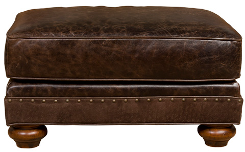 Vanguard Furniture - Kilgore Ottoman - L263-OT