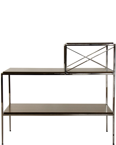 Van Peursem Ltd - JB Tiered Side Table - 2002