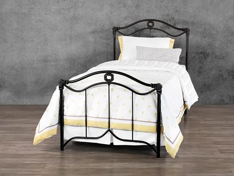 Wesley Allen - Montgomery Iron Bed - 1081-CB