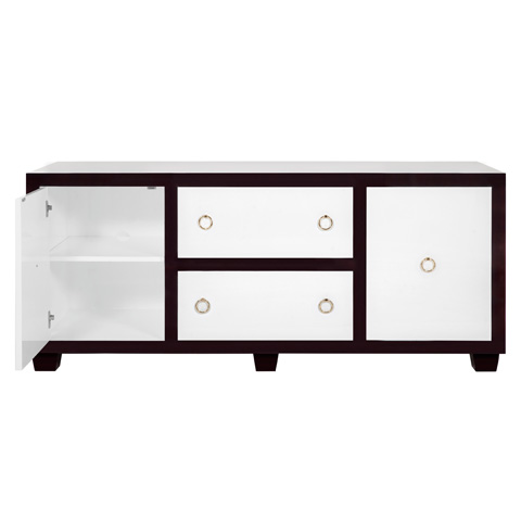 Worlds Away - Rosewood Console - LUCAS BR