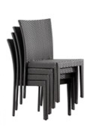 Zuo Modern Contemporary, Inc. - Arica Outdoor Dining Chair - 701360
