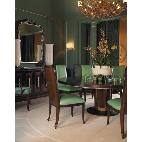 Baker Furniture - Val Side Chair - 4076