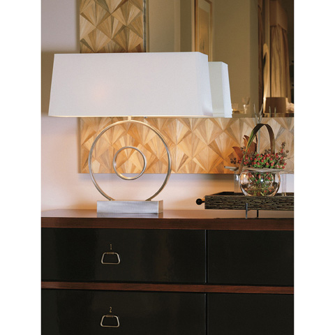 Baker Furniture - Discus Table Lamp - BSA108