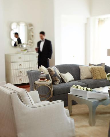 Bernhardt - Salon Accent Table - 341-112
