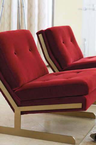 Bernhardt - Lance Chair - N1412