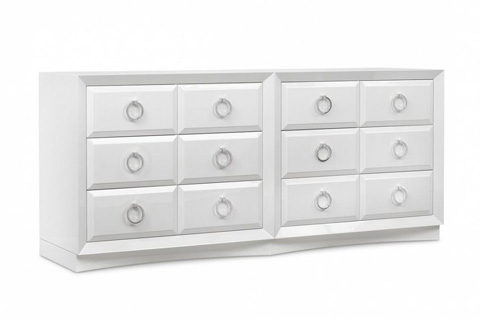 Bolier & Company - Modern Luxury Chest with Four Drawers - 94013