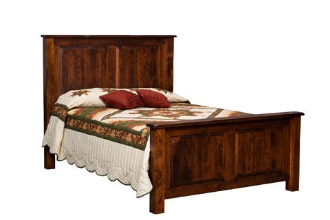 Borkholder Furniture - Burwick Queen Panel Headboard - 14-1501QHB