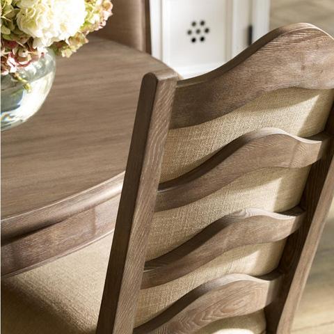 Caracole - Cobblestone Side Chair - 8552-173