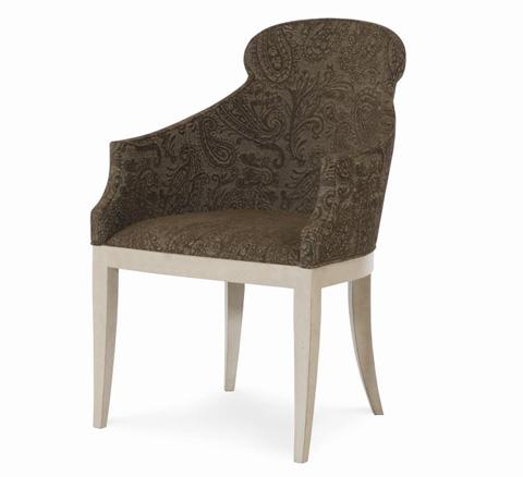 Century Furniture - Navarre Dining Arm Chair - 599-572
