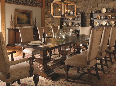 Century Furniture - Chadd's Ford Dining Table - T29-302
