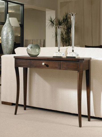 Century Furniture - Rectangular Console with Drawer - 339-723