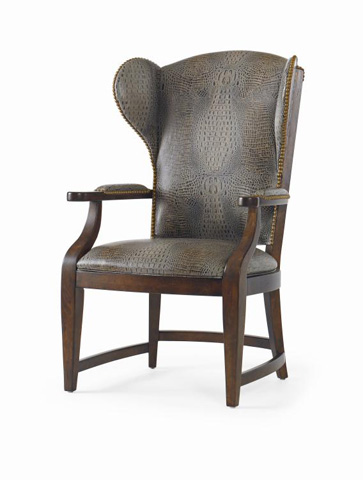 Century Furniture - Gamekeeper's Wing Chair - T29-572