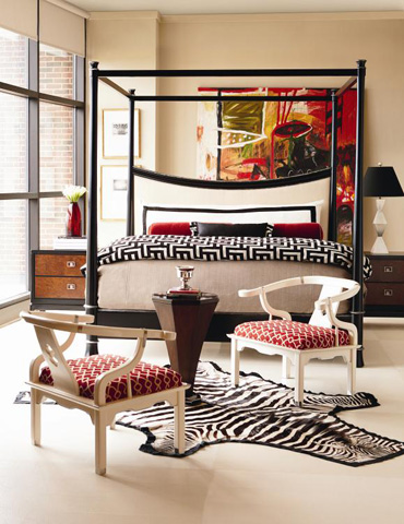 Century Furniture - Hefei Chairside Table - 699-624