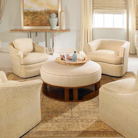 Century Furniture - Georgia Swivel Chair - ESN180-8