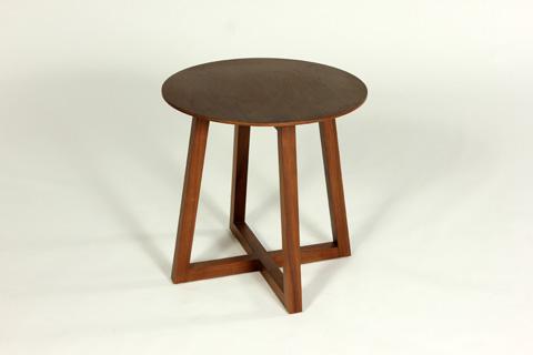 Control Brand - Vaxjo Side Table - FET8116WALNUT