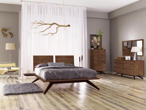 Copeland Furniture - Astrid 6 Drawer Dresser - Maple - 2-AST-60