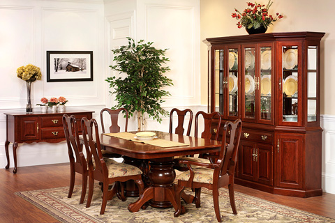 Country View Woodworking, Ltd - Dining Table - 21-148724