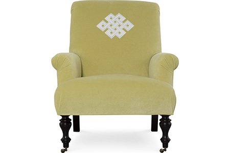 C.R. Laine Furniture - Penley Chair - 2426