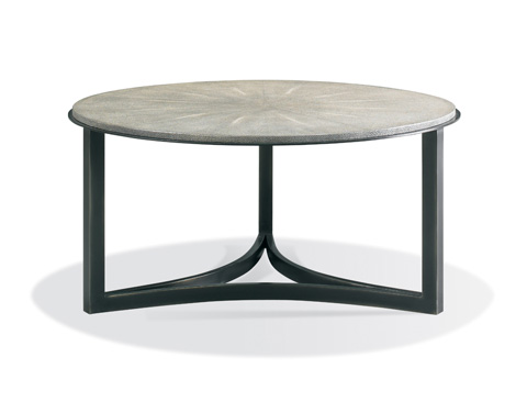 CTH-Sherrill Occasional - Round Cocktail Table - 368-831