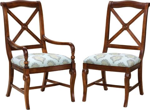Drexel Heritage - Side Chair - 341-711