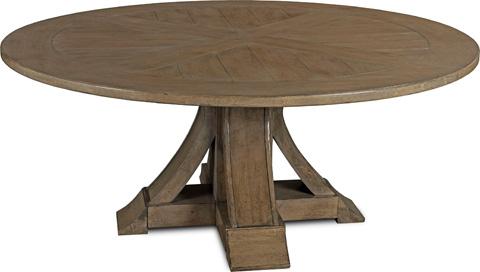 Drexel Heritage - Alpine Dining Table - 910-620WT/910-690