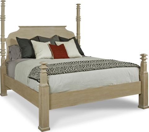 Drexel Heritage - Etchings King Bed - 175-331
