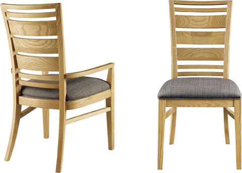 Drexel Heritage - Slat Back Dining Side Chair - 926-821