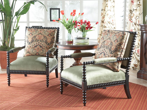 Fine Furniture Design Upholstery - Chair - 5001-03