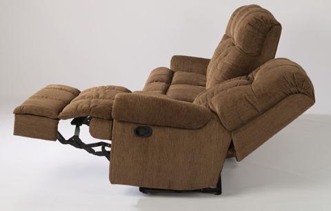 Flexsteel - Fabric Reclining Sofa - 4830-62