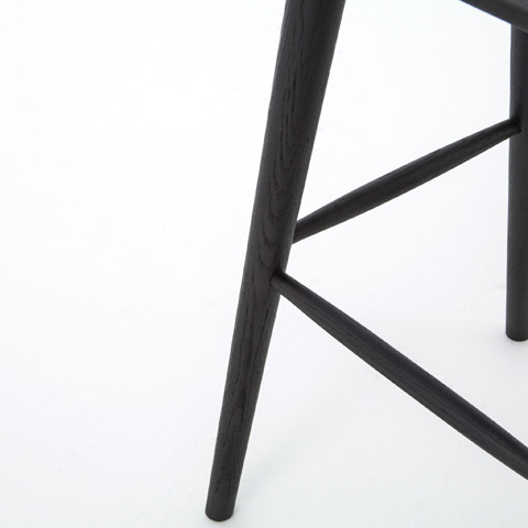 Four Hands - Lewis Windsor Barstool - VBFS-013