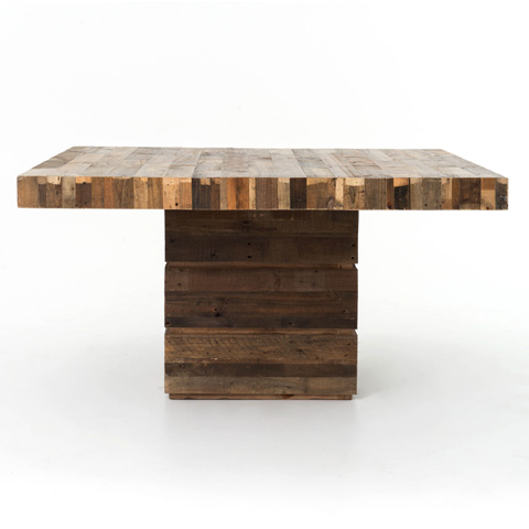 Four Hands - Tahoe Square Dining Table - VFH-040