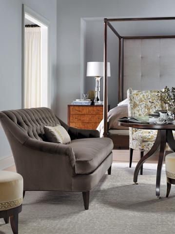 Hickory Chair - Marler Tufted Sofa - 109-80