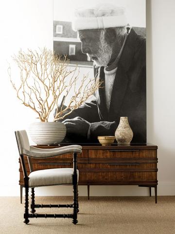 Hickory Chair - Hamlin Console - 768-10