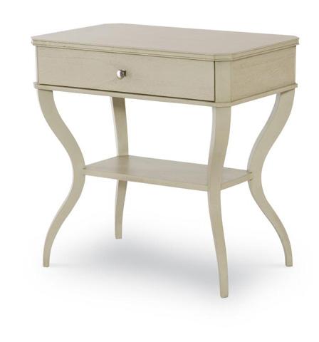 Highland House - Charlotte Rectangular Side Table - HH19-612