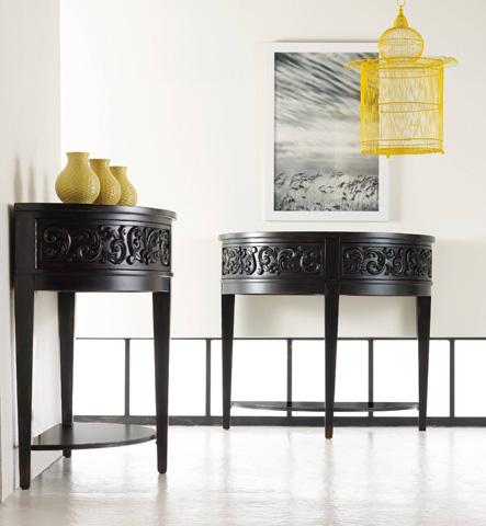 Hooker Furniture - Melange Damasque Demi Console - 638-85027